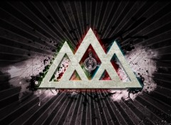 Fonds d'écran Art - Numérique pyramid