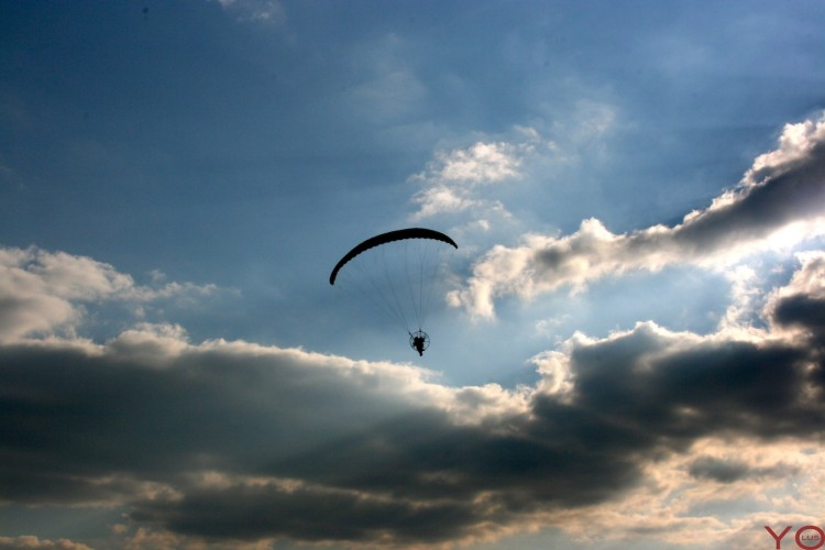Wallpapers Sports - Leisures Paragliding Paramoteur