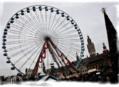 Wallpapers Objects Grande Roue de Lille