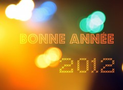 Wallpapers People - Events Bonne année 2012