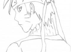 Wallpapers Art - Pencil Naruto Shippuden