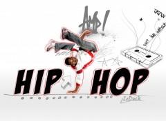 Fonds d'écran Art - Numérique Hip Hop
