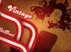 Fonds d'écran Art - Numérique wallpaper vintage