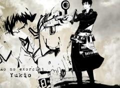 Fonds d'écran Manga yukio