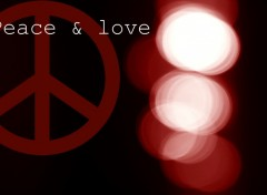 Wallpapers Digital Art Peace & love
