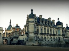 Wallpapers Constructions and architecture Chateau de Chantilly