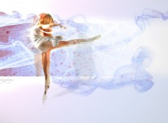 Wallpapers Digital Art Danse classique