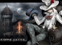 Wallpapers Manga The Demonic Hatter