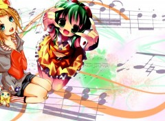Wallpapers Manga Vocaloid