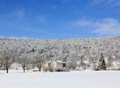 Wallpapers Nature Grand froid ...