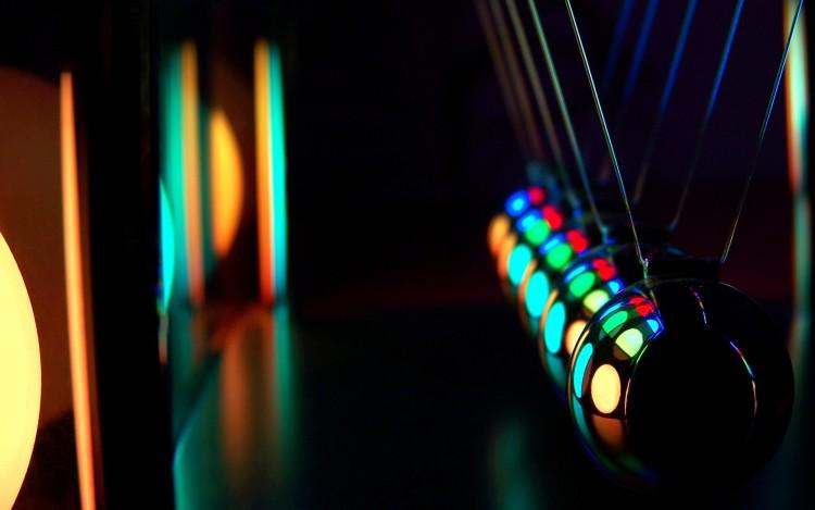 Fonds d'écran Objets Décoration Newton Pendulum