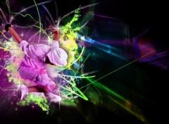 Wallpapers Digital Art Break Dance
