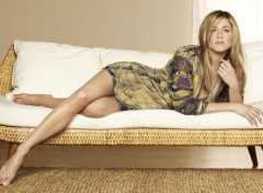 Fonds d'�cran C�l�brit�s Femme Jennifer Aniston
