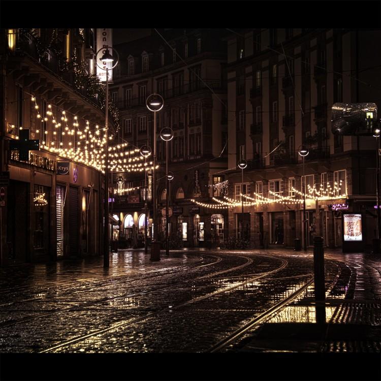 Fonds d'écran Transports divers Tramways City light