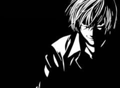 Fonds d'écran Manga Death Note Kira