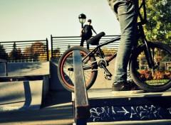 Fonds d'écran Sports - Loisirs BMX