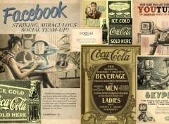 Wallpapers Brands - Advertising Pub Vintage
