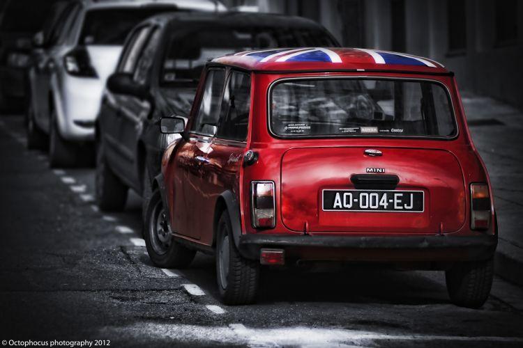 Wallpapers Cars Mini Mini Powaa!