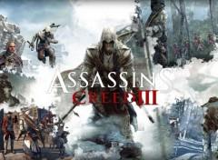Jeux Vidéo Assassin's Creed 3 Wallpaper