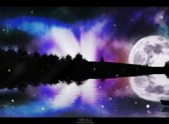 Art - Numérique Nebula