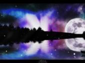 Digital Art Nebula