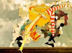 Manga Ballerine