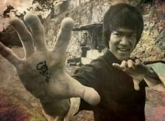 Célébrités Homme Bruce Lee (Opération Dragon)