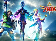 Video Games Skyward Sword