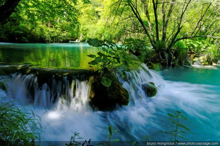Fonds d'écran Nature Cascades - Chutes Cascade