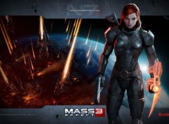 Video Games mass effect 3