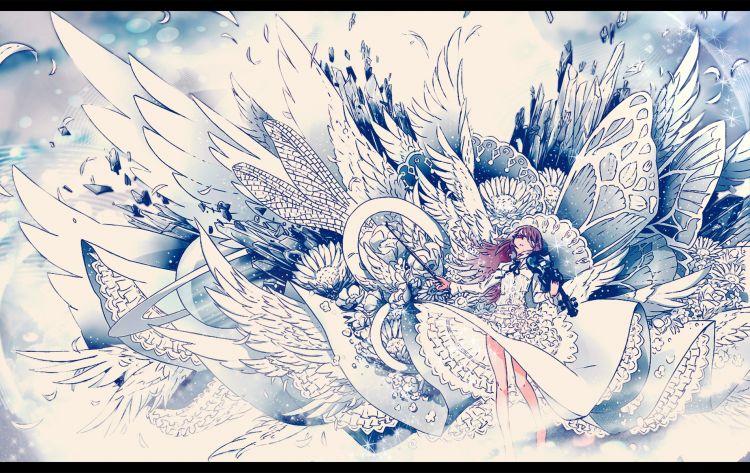 Fonds d'écran Manga Divers Lyrical Violin's