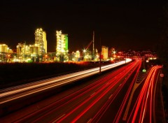 Constructions and architecture A7 de nuit