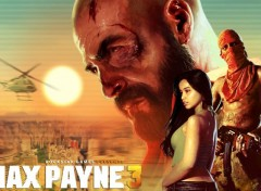 Video Games max payne 3