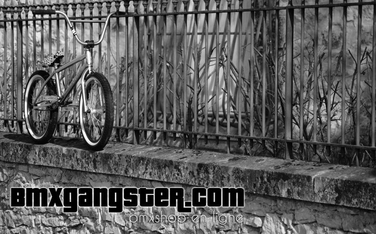 Wallpapers Sports - Leisures BMX Bmxgangster - federal bike custom