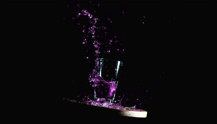 Wallpapers Objects Beverages - Alcohol Splash