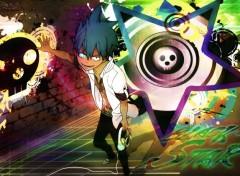 Manga Blackstar wallpaper