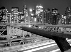 Trips : North America New York nuit