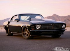 Cars ford mustang trans-cammer (1970)