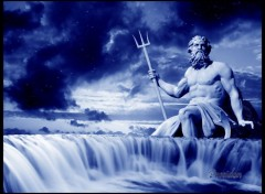 Fantasy et Science Fiction poseidon