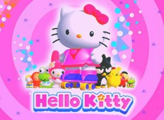 Dessins Animés Hello Kitty Le Jeu