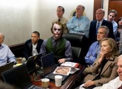Cinéma Obama & The Joker !