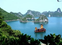 Voyages : Asie Baie d'Halong
