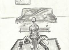 Art - Crayon Image sans titre N°297946