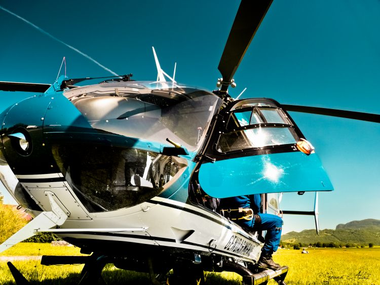Wallpapers Planes Helicopters Police helicopter
