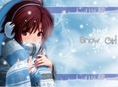 Jeux Vidéo Snow Girl