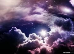 Space Clair d'étoiles