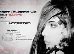 Fantasy and Science Fiction Cybirg 4.2