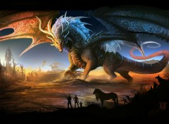 Fantasy et Science Fiction Dragon