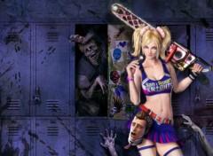 Video Games Lollipop Chainsaw