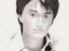Art - Pencil Daniel Radcliffe